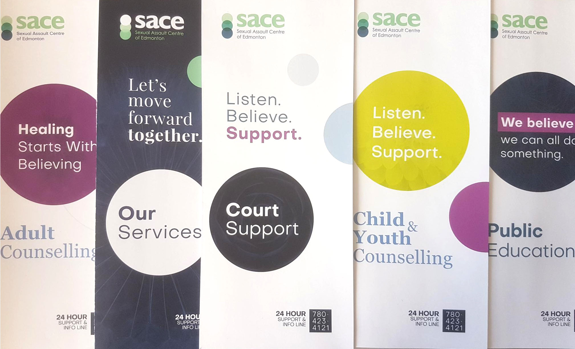 New Expanded Police And Court Support Services At SACE