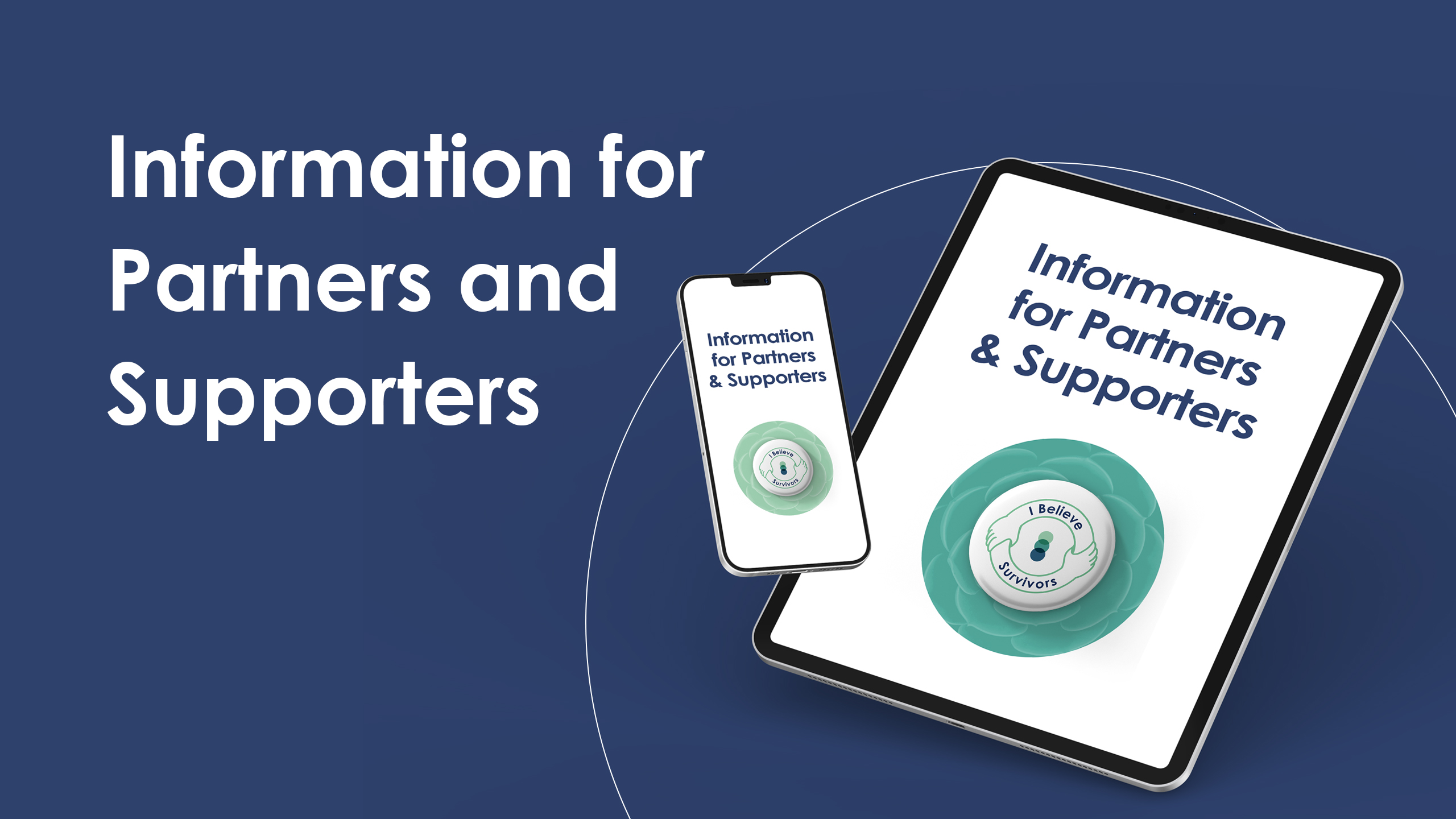 Information For Partners And Supporters