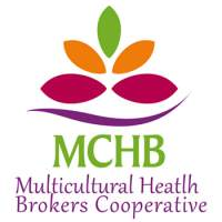 Colourful MCHM Multicultural Health Broker Cooperative logo