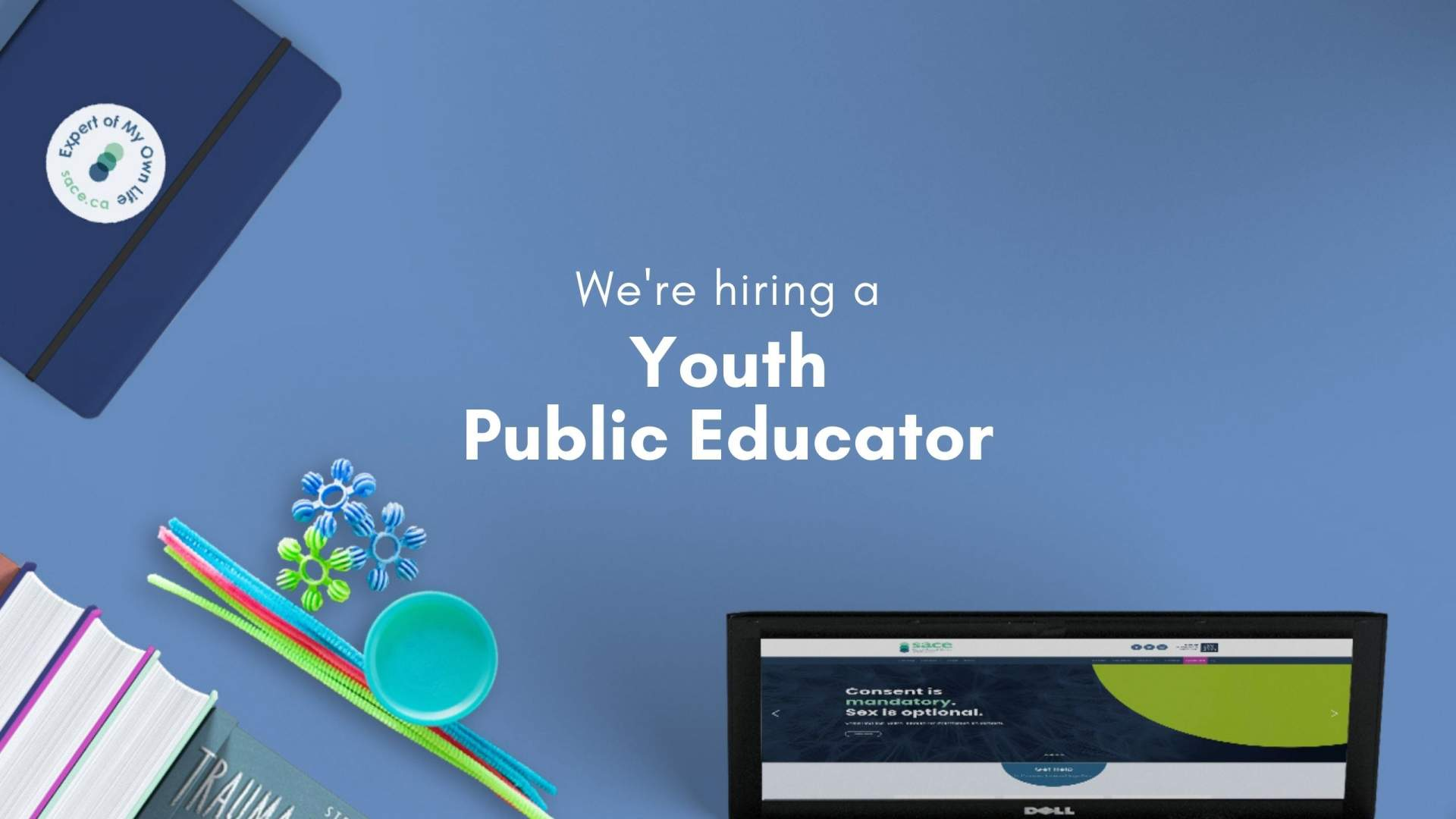 We're hiring a youth public educator